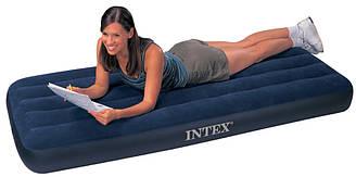 Надувний матрац Intex 68950 односпальний 76 см х 191 см х 25 см