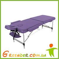Стол для массажа RelaxLine Hawaii Фиолетовій