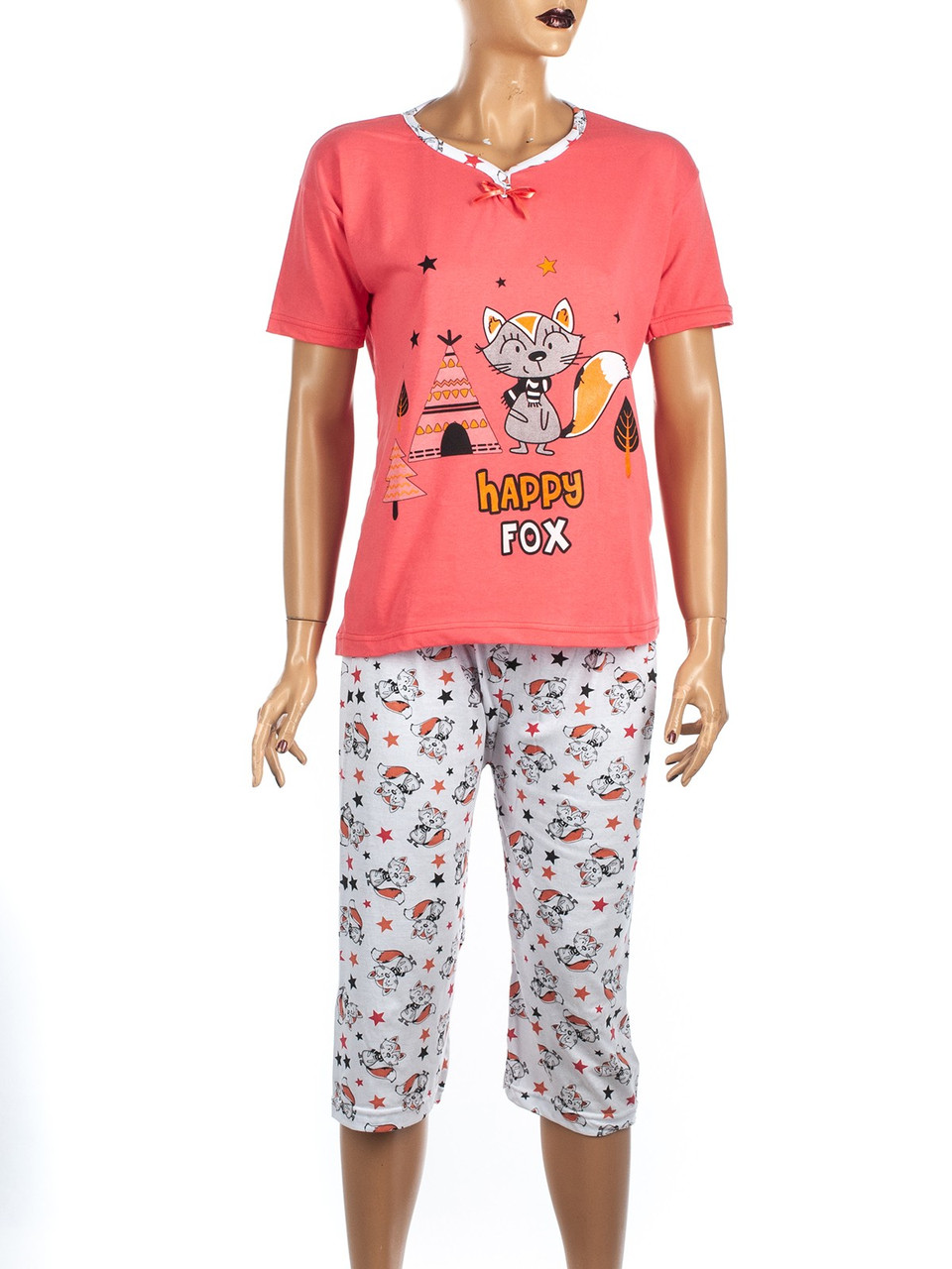 Женская пижама Happy Fox