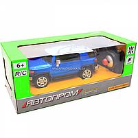 Игрушка машина автопром на радиоуправлении Тойота Toyota FJ Cruiser Синий (8811), фото 3