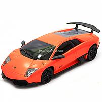 Машинка ігрова автопром на радіокеруванні Lamborghini LP670 помаранчевий (8820), фото 3
