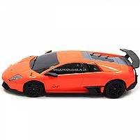 Машинка ігрова автопром на радіокеруванні Lamborghini LP670 помаранчевий (8820), фото 5