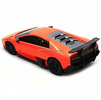 Машинка ігрова автопром на радіокеруванні Lamborghini LP670 помаранчевий (8820), фото 6