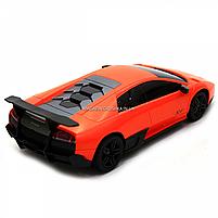 Машинка ігрова автопром на радіокеруванні Lamborghini LP670 помаранчевий (8820), фото 7
