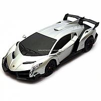Машинка игровая автопром на радиоуправлении Lamborghini veneno (ламборджини) (8808), фото 4