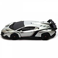 Машинка игровая автопром на радиоуправлении Lamborghini veneno (ламборджини) (8808), фото 5