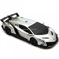 Машинка игровая автопром на радиоуправлении Lamborghini veneno (ламборджини) (8808), фото 7