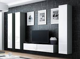 Гостиная VIGO 1 серый/белый (Cama)