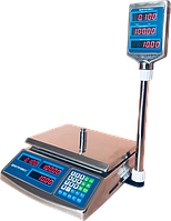 Весы торговые Днепровес ВТД-ЕЛС до 30 кг
