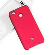 Silicone Case Premium на Xiaomi Redmi 4x Rose