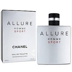 Chanel Allure Homme Sport Парфюмированная вода 100 ml (Мужские Шанель Аллюр Хоум Спорт Духи Алюр Хом Мужской)