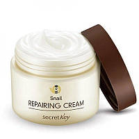 Крем для лица с муцином улитки Secret Key Snail Repairing Cream, 50 мл