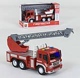 Пожежна машина WY 350 B, фото 3