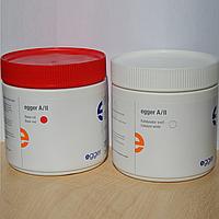 Двухкомпонентная слепочная масса для ушных слепков Egger AII (Германия)