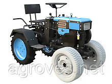 Комплект для переоборудования мотоблока в мототрактор №2 (гидравлическая тормозная система)(4 болта)