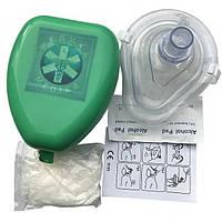 Безконтактнная маска МЕДИКА TW8343 для искуственого дыхания с аксесуарами Медаппаратура