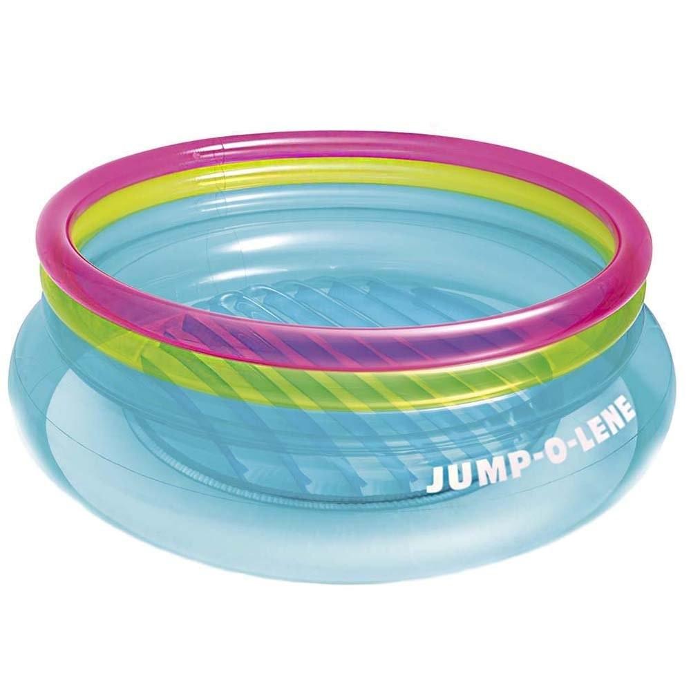 Детский игровой надувной бассейн батут Intex 48267