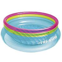Детский игровой надувной бассейн батут Intex 48267, фото 1