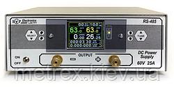 Лабораторний джерело живлення TFT 60V 25A з терморегулятором (виносним термометром) BVP Electronics