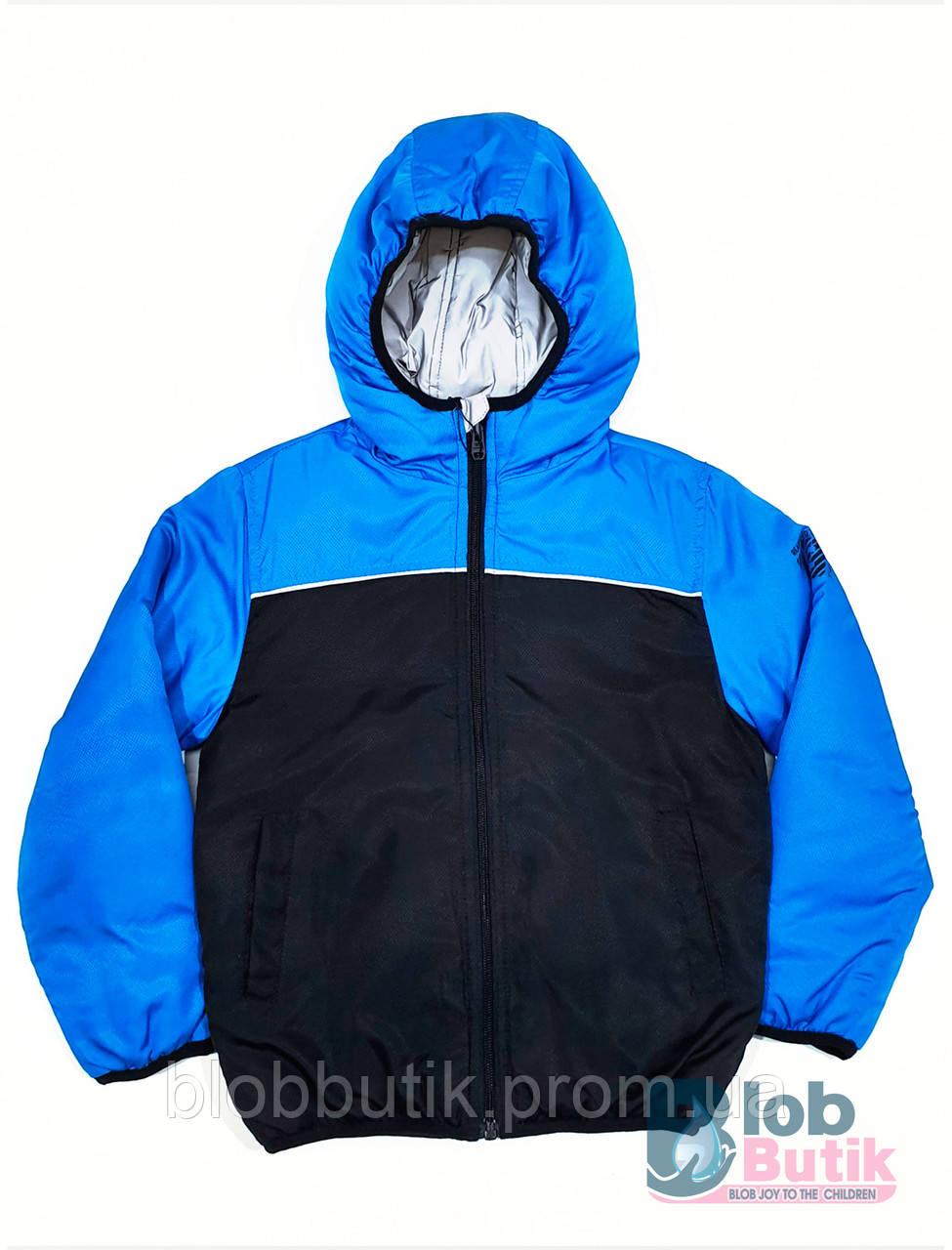 Куртка двухсторонняя для мальчика Reporter.