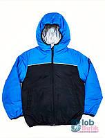 Куртка двухсторонняя для мальчика Reporter., фото 1