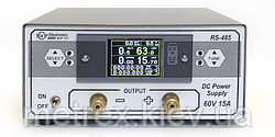 Лабораторний джерело живлення TFT 60V 15A з терморегулятором (виносним термометром) BVP Electronics