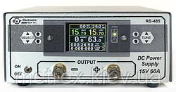 Випрямляч BVP TFT 15V 60A з лічильником ампер-годин і терморегулятором BVP Electronics