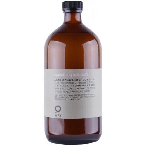 Шампунь для разглаживания волос 950 мл.Oway Smooth Shampoo