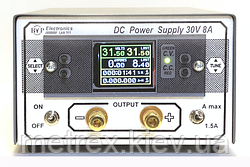 Лабораторний джерело живлення LAB TFT 30V 8A BVP Electronics