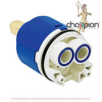 Картридж для смесителя CHAMPION 40 мм на ножке (long)