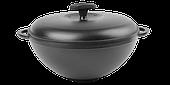 Кастрюля WOK с крышкой (d=340 мм, h=155 мм, V=8 л)