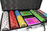 """Набор фишек для для игры в покер """"Havana 300"""", фото 2"""