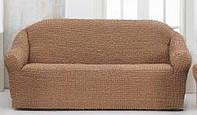 Чехол на диван Altinkoza Светло-коричневый (hub_hRNY87548)