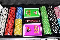"""Набор фишек для для игры в покер """"Havana 300"""", фото 3"""