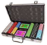 """Набор фишек для для игры в покер """"Havana 300"""", фото 4"""