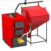 Промисловий Котел Retra-4М Combi 100 кВт з факельної пальником (РЕТРА-4М КОМБІ)