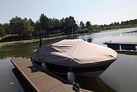 Тент на лодку. Разновидности тентов и материалов изготовления