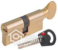 Цилиндр дверной Mul-T-Lock Classic 66 (33x33) T латунь