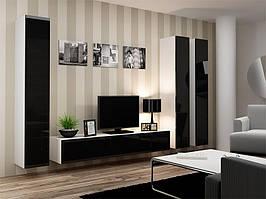 Гостиная VIGO 1 белый/черный (Cama)