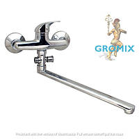 Смеситель для ванны с душем GROMIX 006