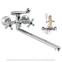 Смеситель для ванны с душем ARMATA 143