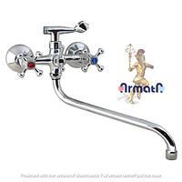 Смеситель для ванны с душем ARMATA 143 ECO