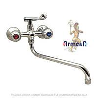 Смеситель для ванны с душем ARMATA 143 ECO ШАР