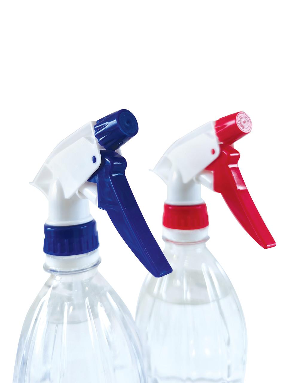 Распылитель для антисептика на ПЭТ бутылку - брызгалка, спрей