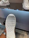 Кеди, кросівки Луї Вітон шкіряна репліка, фото 7