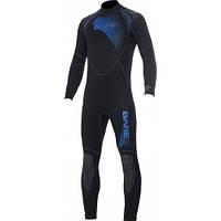 Гидрокостюм Bare Sport  Full 5mm черно-синий Черно-синий XL