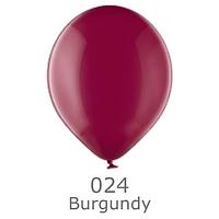 "Шар воздушный BELBAL кристалл 024 Бургундия Burgundy 12""(30см)"