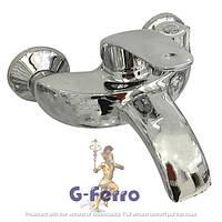 Смеситель для ванны с душем G-FERRO MARS 009 EURO