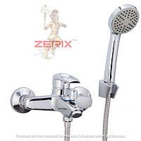 Смеситель для ванны с душем ZERIX PTA 446