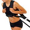 Сани тренировочные для кроссфита + петли Zelart ECONOMY SLED (металл, основание р-р 56х44см, h-80см), фото 6